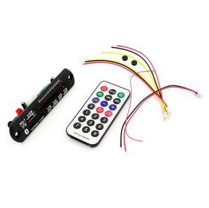 LED21 RS6 PANEL MP3 RADIO BLUETOOTH USB AUX MP3 WMA dekodér do auta bezdrátový